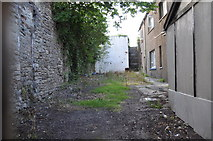 ST5393 : Site of the Electric Picture Hall, Chepstow by Nick Mutton