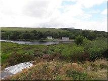 C0930 : Lackagh River by Kenneth  Allen