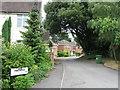 SU4116 : Pinewood, Bassett, Southampton by Alex McGregor