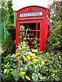 SD7212 : Red Telephone kiosk by John Tustin