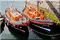 J5980 : Former St David's and Islay lifeboats, Donaghadee by Albert Bridge