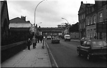 SD8432 : Yorkshire Street in Burnley by Steve Daniels