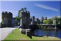 M1454 : Ashford Castle by Mike Searle