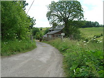 SE8565 : Track to Old Station House by JThomas