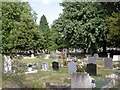 SU4416 : South Stoneham Cemetery by Mike Faherty