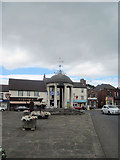 SK5993 : The Buttercross Tickhill by John Firth