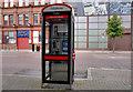 J3374 : BT telephone box, Belfast (1) by Albert Bridge