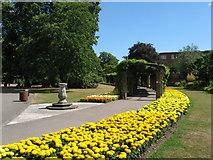 SU4212 : Palmerston Park, Southampton by Gareth James