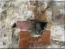 TR1332 : Drainage Detail, Martello 19 by Oast House Archive