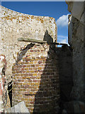 TR1332 : Central Pillar, Martello 19 by Oast House Archive
