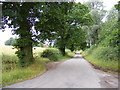 TM2864 : New Road, Framlingham by Adrian Cable