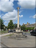 SP0937 : War memorial, Broadway, Worcestershire by Richard Rogerson