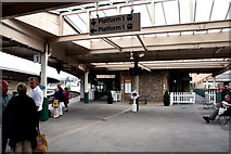 SD4970 : Carnforth Station by Dr Neil Clifton