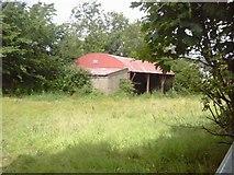 O1759 : Red Barn, Co Dublin by C O'Flanagan