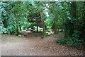 TG1907 : The Rockery, Earlham Park by N Chadwick