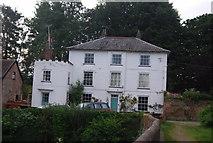 TG2105 : Keswick Mill House by N Chadwick