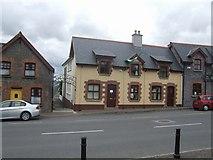 G8839 : School in Castle Street - Manorhamilton by John M