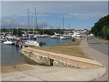 SZ5191 : Island Harbour marina, Isle of Wight by Gareth James