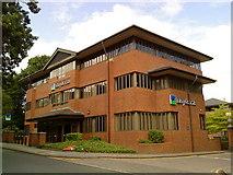 SP0583 : Lloyds Bank, Edgbaston Park Road, Birmingham by Andrew Abbott