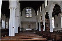 TM3389 : Bungay Church by Ashley Dace