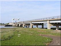 TG5108 : Breydon Bridge by Glen Denny