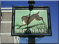 SE3234 : The Brown Hare pub by Ian S