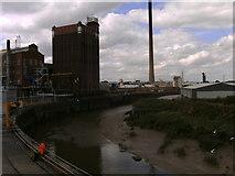 TA1031 : View from a footbridge by Ian S
