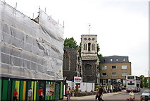 TG2208 : St Stephen's Church by N Chadwick