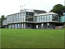 NN9357 : Pitlochry Festival Theatre by James Allan