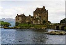 NG8825 : Eilean Donan Castle by David Gearing
