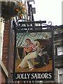 NZ8911 : The Jolly Sailors pub by Ian S