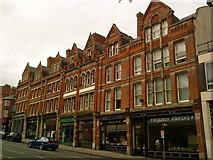 SK5640 : Victorian development on Derby Road by Andrew Abbott
