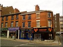SK5640 : Georgian buildings on Derby Road by Andrew Abbott