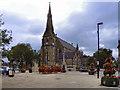 SD8010 : Parish Church, St Mary the Virgin by David Dixon