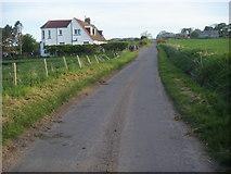 NO8578 : Road to Kinneff by Shaun Ferguson