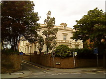 SK5640 : Junction of Derby Road and Wellington Square, Nottingham by Andrew Abbott