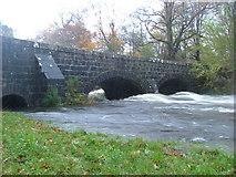NM8162 : Church Bridge, Strontian by Richard Laybourne