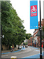 TQ3279 : London Cycle Superhighway no.7 (2) by Stephen Craven