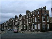 SJ3589 : Georgian Terrace, Rodney Street, Liverpool by John Darch