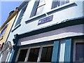 W6350 : Street sign, Market Street, Kinsale - Town Plots Townland by Mac McCarron
