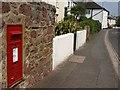SX9272 : Postbox, Shaldon by Derek Harper