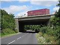 TQ4354 : M25 Bridge by Oast House Archive