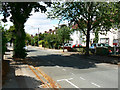 SP5010 : Looking west along Carlton Road, Oxford by Brian Robert Marshall