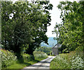 ST5955 : 2010 : One of the lanes to Litton by Maurice Pullin