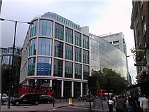 TQ2882 : Regent's Palace New Office Space by Robert Lamb