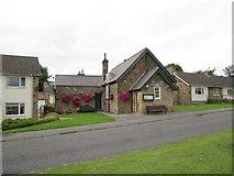 NZ1666 : Walbottle Village Institute, The Green by Andrew Curtis