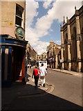 ST7565 : Bath: Broad Street by Chris Downer