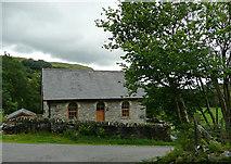 SN7765 : Former Chapel in Cwm Mwyro, Ceredigion by Roger  Kidd