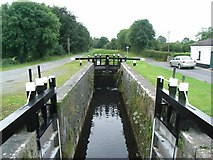 N1064 : Lock 41 on the Royal Canal at Coolnahinch, Co. Longford by JP
