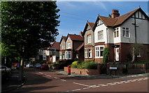 NZ2659 : Lyndhurst Crescent, Gateshead by Trevor Littlewood